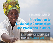 Introduction to Sustainable Consumption and Production in Africa