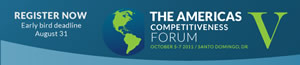 Americas Competitiveness Forum logo