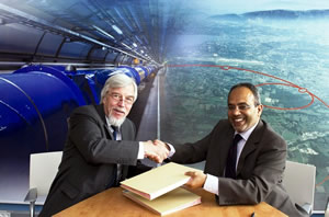 CERN DG and UNITAR ED