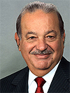 Carlos Slim Helú portrait photo