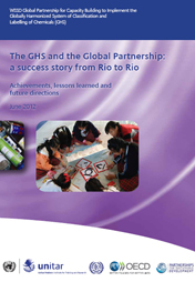 GHS partnership brochure