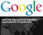 UNITAR/UNOSAT and Google