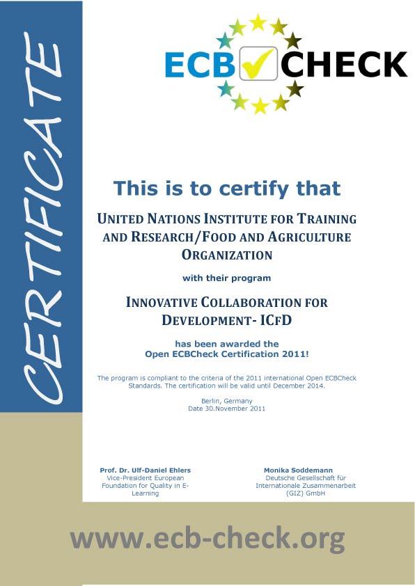 Unitars Social Media Course Quality Certified Unitar
