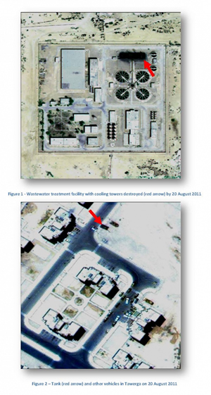 UNOSAT Libya analysis