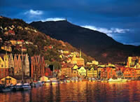 Bergen, Norway (Bergen tourism office)