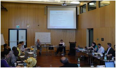 3rd Day Participants