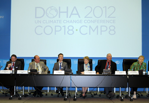 COP18 side event