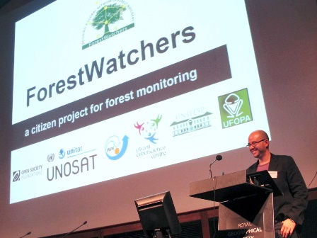 ForestWatchers presentation
