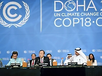 Ban Ki-moon at COP18