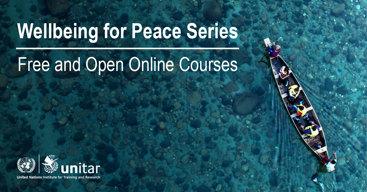 """WELLBEING FOR PEACE"" SERIES"