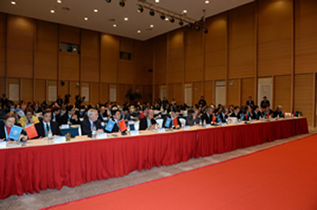 Participants during the Opening Ceremony of the Conference