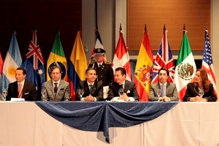 global summit on social responsibility in Quito