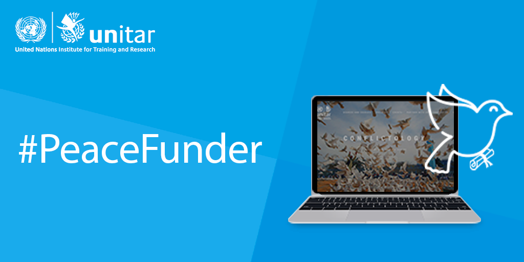 UNITAR Launches its First Ever Crowdfunding Campaign