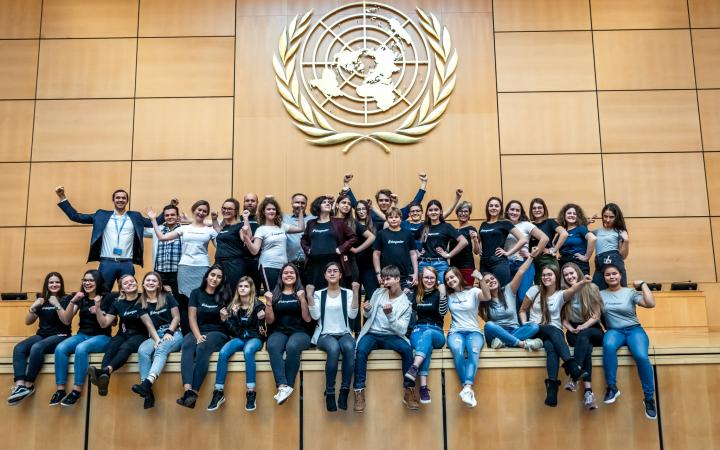 United Nations Young Leaders Training Programme