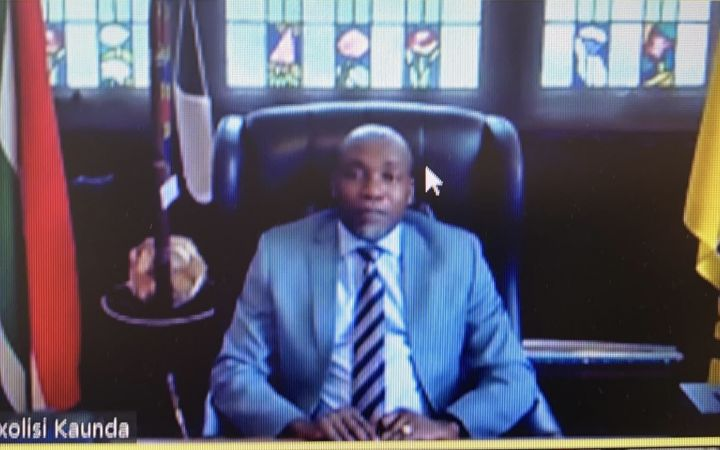 Honorable Mr. Mxolisi Kaunda, Mayor  Councillor, eThekwini Municipality
