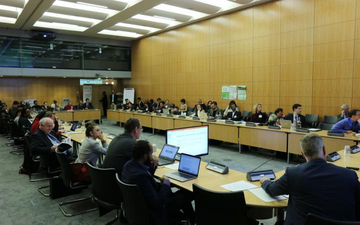 Second Global Forum on Green Economy Learning