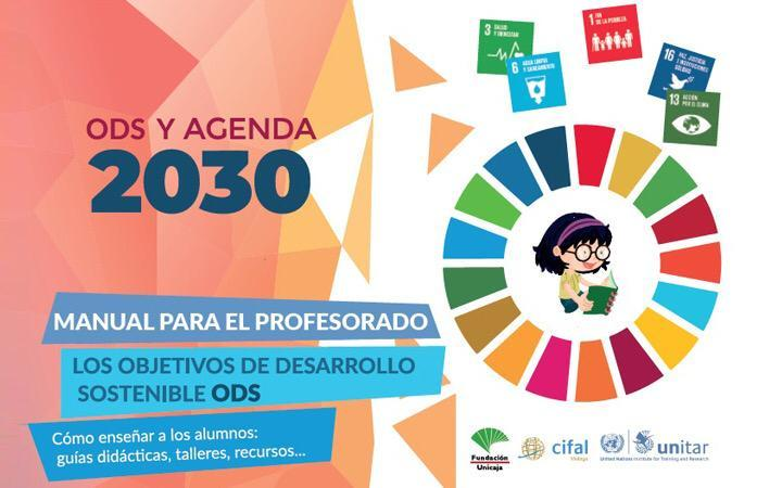 Poster Pedagogical Manual on the 2030 Agenda and the SDGs