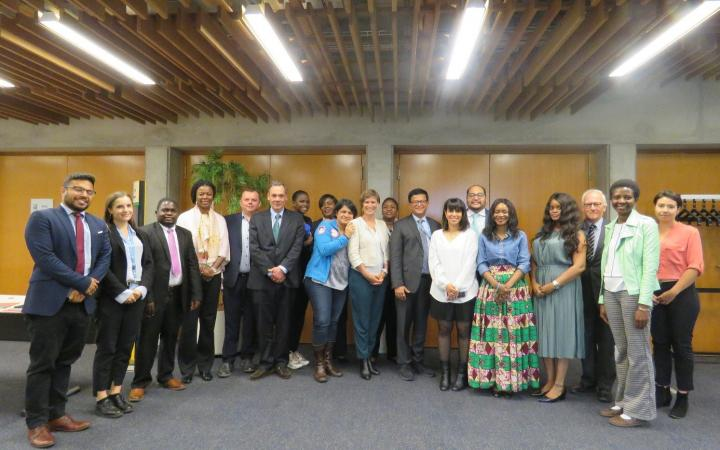 UNITAR hosts Workshop on Digital Diplomacy