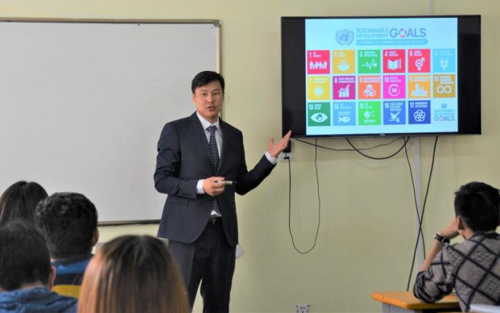 From an Online Course to the Classroom: Adapting the Green Fiscal Reform Concept to the Mongolian Context