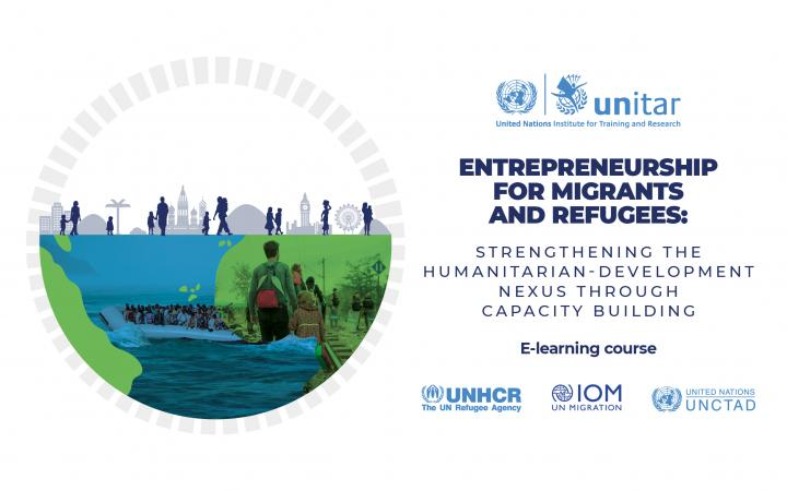 Entrepreneurship for Migrants and Refugees