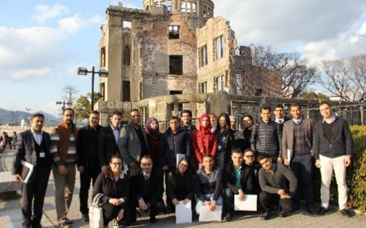 UNITAR Iraq Fellowship Programme, 2016 Cycle, Concludes with Workshop II in Hiroshima, Japan