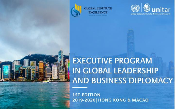 Executive Program in Global Leadership and Business Diplomacy