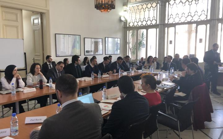 UNITAR holds first Workshops of the Year on Disarmament Affairs and Public-Speaking for Lebanese Diplomats