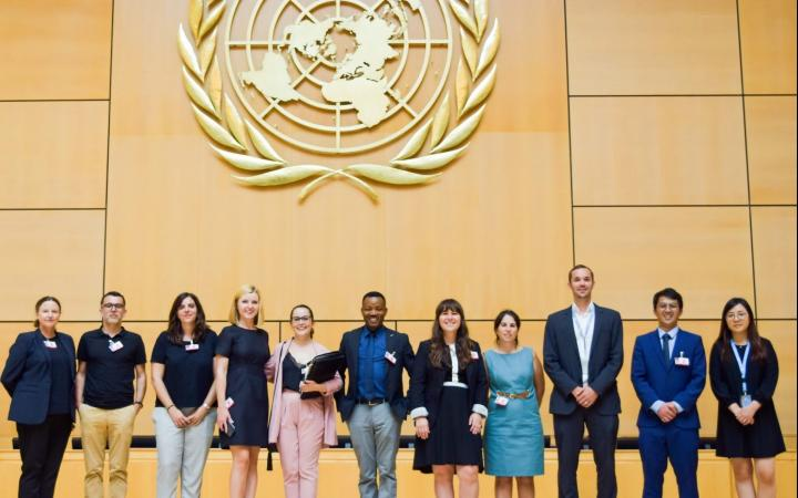 Name	Operations United Nations Immersion Programme