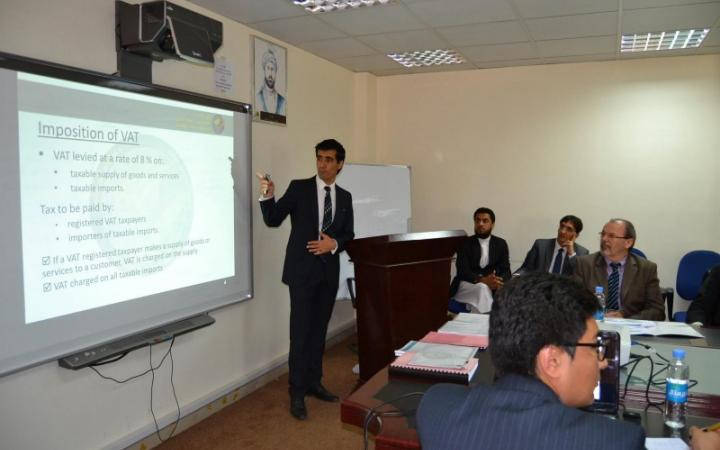 Master's in Development Policies and Practices Promotes Participant Growth and Sustainable Governance in Afghanistan