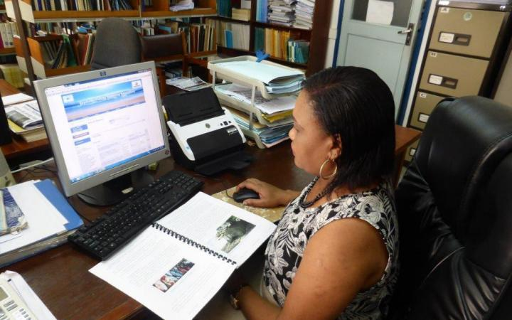 Helping to Promote Responsible Fishing in the Seychelles with Social Media Tools