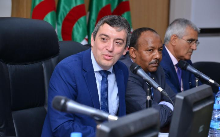 New Training Methods for Algeria's Next Political Challenges