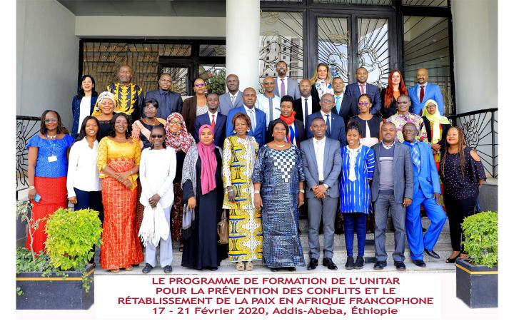 Photo groupe PMCP francophone