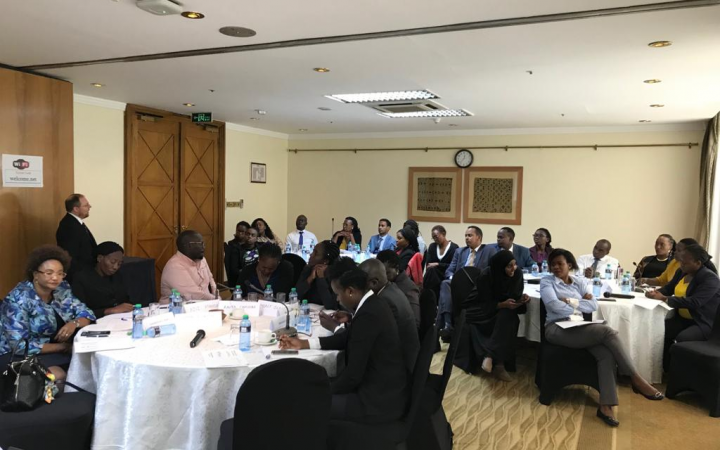 UNITAR Successfully Delivers Two-Day Training on the United Nations Convention on the Law of the Sea to Kenyan Diplomats