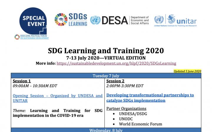 SDG Programme