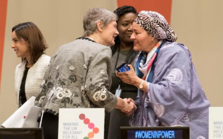 Women's Leadership for Peace
