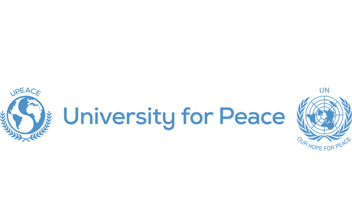 University for Peace logo