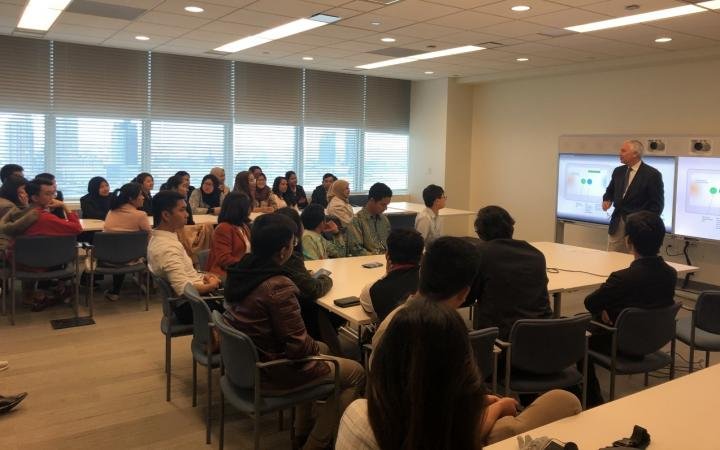 UNITAR and CIFAL Atlanta Host Fellows from the Young Southeast Asian Leaders Initiative