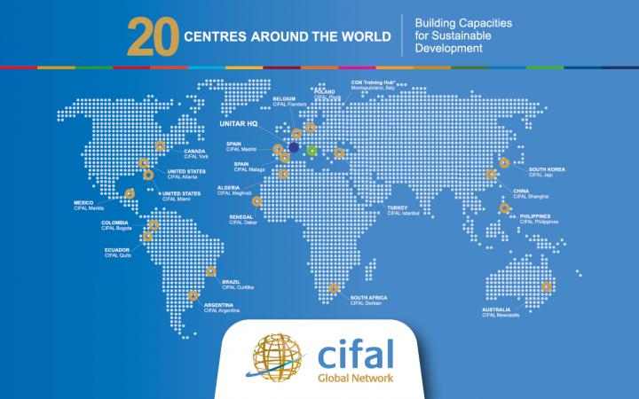 CIFAL Global Network