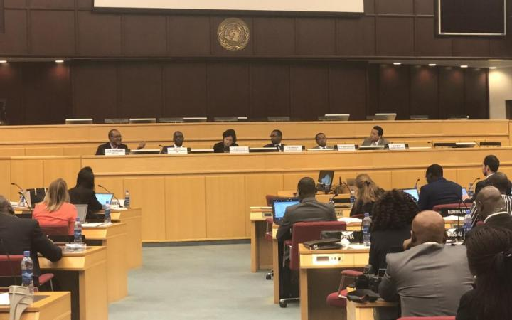 11 - 13 December2017: Symposium on Governance for Implementing the Sustainable Develpment Commitments in Africa, Addis Ababa, Ethiopia