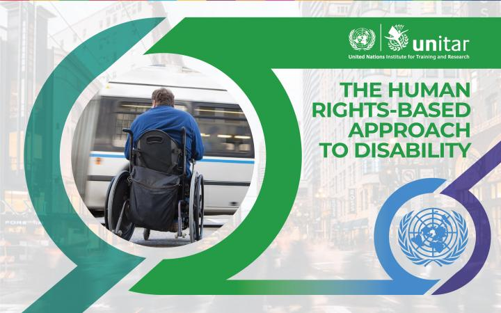 The Human Rights-based approach to disability