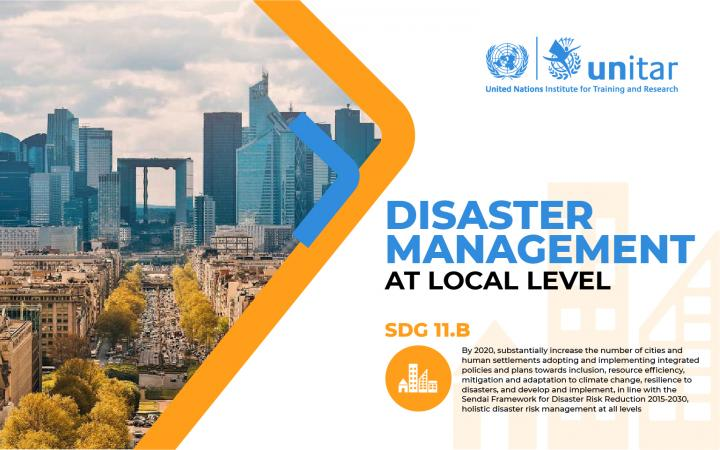 Disaster Management at Local Level