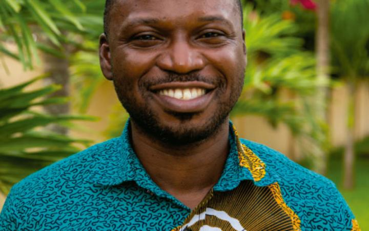 Solomon Kusi Ampofo - Natural Resources Governance Coordinator Friends of the Nation (NGO), Ghana