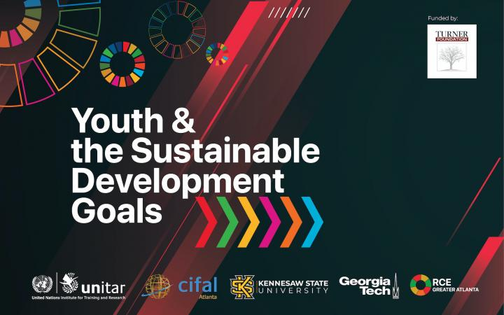 Poster Youth and Sustainable Development Goals E-learning programme
