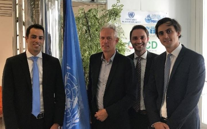 Simon-Kucher & Partners Assess Opportunities for UNITAR Growth