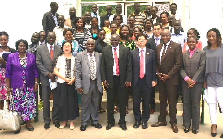 UNITAR South Sudan Entrepreneurship and Project Management Programme