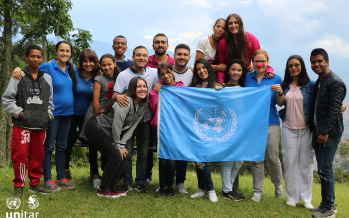 Youth-Led Peace and Reconciliation in Colombia
