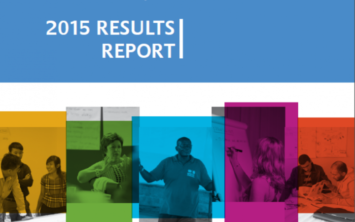 2015 Results Report