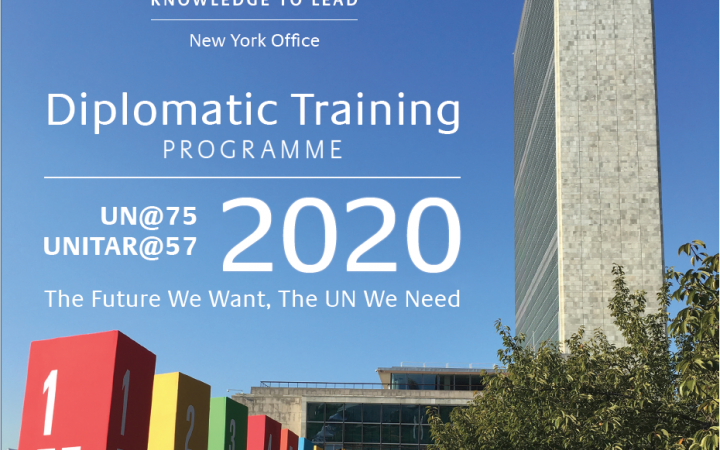 Diplomatic Training 2020 in New York