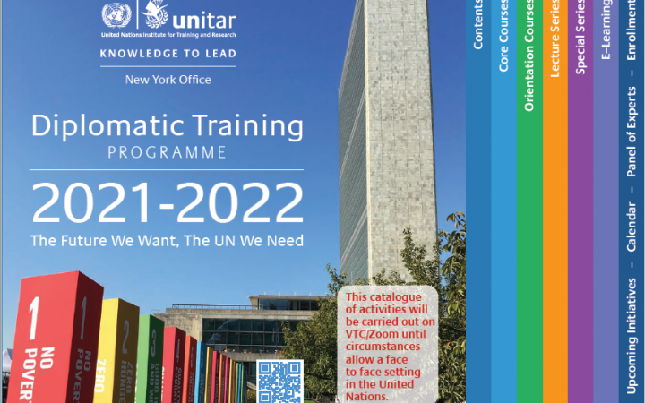 Diplomatic Training 2021 in New York