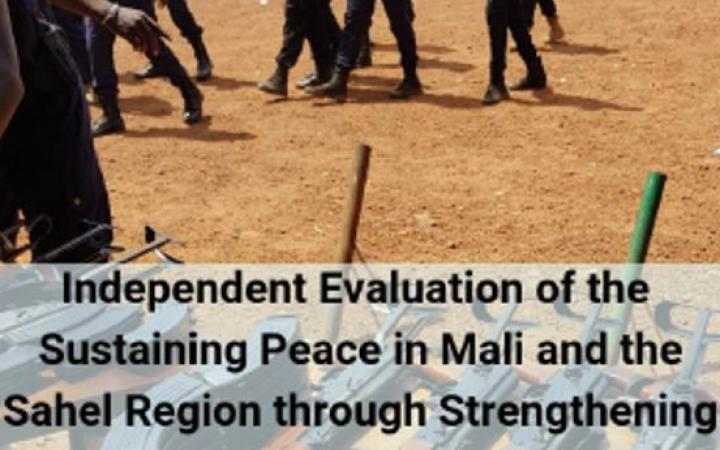 Independent Evaluation of the Sustaining Peace in Mali and the Sahel Region Through Strengthening Peacekeeping Training Capacities Project (Phase II)